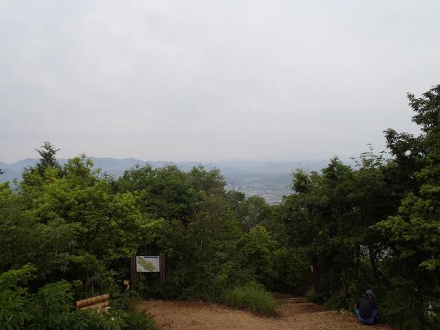 御嶽山方面